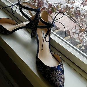 ALEX MARIE 11/2 inch heel